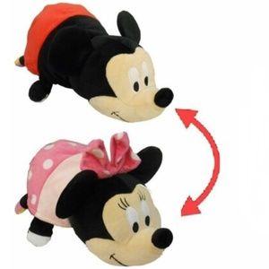 "Disney's 14"" Flipazoo Minnie Mouse / Mickey Mouse"